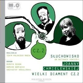 okładka Wielki diament cz. 2audiobook   MP3   Chmielewska Joanna