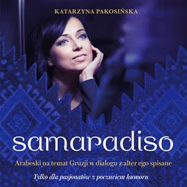 okładka Samaradiso, Audiobook | Pakosińska Katarzyna