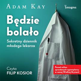 okładka Będzie bolałoaudiobook   MP3   Kay Adam