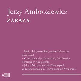 okładka Zarazaaudiobook | MP3 | Jerzy Ambroziewicz