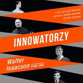 okładka Innowatorzyaudiobook | MP3 | Walter Isaacson