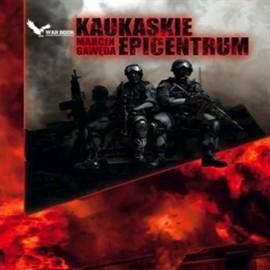 okładka Kaukaskie epicentrumaudiobook | MP3 | Marcin Gawęda