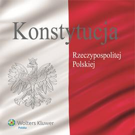 okładka Konstytucja Rzeczypospolitej Polskiej, Audiobook | kluwer Wolters