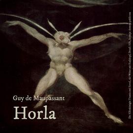 okładka Horlaaudiobook   MP3   Guy  de Maupassant