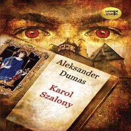 okładka Karol Szalonyaudiobook | MP3 | Aleksander  Dumas