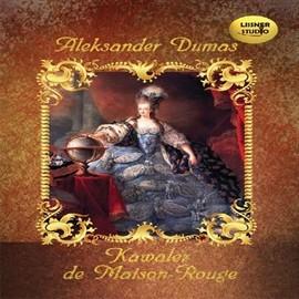 okładka Kawaler de Maison-Rougeaudiobook | MP3 | Aleksander  Dumas