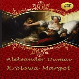 okładka Królowa Margotaudiobook | MP3 | Aleksander  Dumas