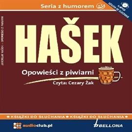 okładka Opowieści z piwiarniaudiobook | MP3 | Haśek Jaroslav