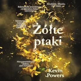 okładka Żółte ptaki, Audiobook | Kevin Powers