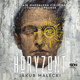 okładka Horyzont, Audiobook | Jakub Małecki