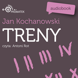 okładka Treny, Audiobook   Jan Kochanowski