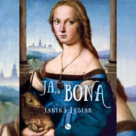 okładka Ja, Bonaaudiobook | MP3 | Janina Lesiak