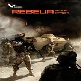 okładka Rebeliaaudiobook | MP3 | Marcin Gawęda