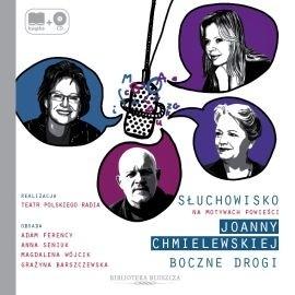 okładka Boczne drogiaudiobook | MP3 | Chmielewska Joanna