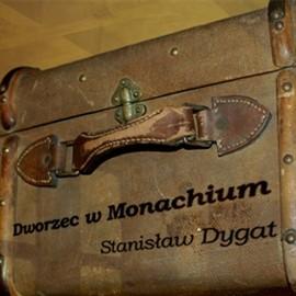 okładka Dworzec w Monachiumaudiobook | MP3 | Stanisław Dygat