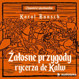 okładka Żałosne przygody rycerza de Kalw, Audiobook | Bunsch Karol