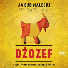 okładka Dżozefaudiobook | MP3 | Jakub Małecki