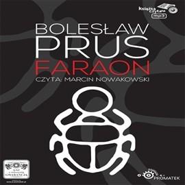 okładka Faraonaudiobook | MP3 | Bolesław Prus