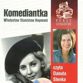 okładka Komediantkaaudiobook | MP3 | Władysław Reymont