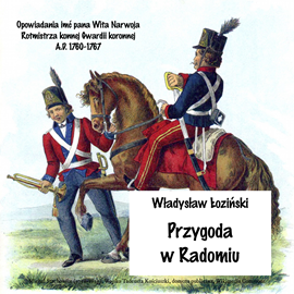 okładka Przygoda w Radomiuaudiobook   MP3   Władysław Łoziński