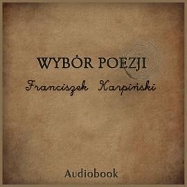 okładka Wybór poezji, Audiobook | Franciszek Karpiński