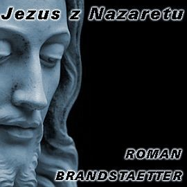 okładka Jezus z Nazaretuaudiobook | MP3 | Roman Brandstaetter