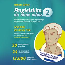 okładka Angielskim do mnie mów - cz.2audiobook | MP3 | Żółtak Elżbieta