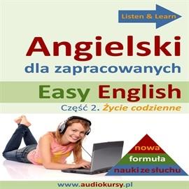 okładka Easy English - Angielski dla zapracowanych 2audiobook   MP3   Dorota Guzik
