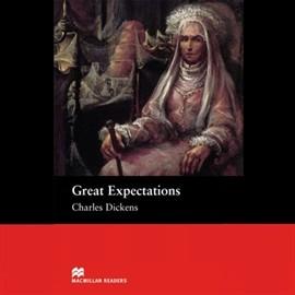okładka Great Expectationsaudiobook   MP3   Charles Dickens
