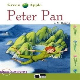 okładka Peter Panaudiobook | MP3 | Matthew Barrie James