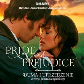 okładka Pride and Prejudice. Duma i uprzedzenie w wersji do nauki angielskiegoaudiobook | MP3 | Jane Austen