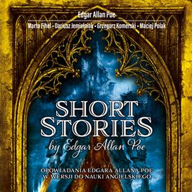 okładka Short Stories by Edgar Allan Poe. Opowiadania Edgara Allana Poe w wersji do nauki angielskiegoaudiobook   MP3   Allan Poe Edgar