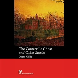 okładka The Canterville Ghost and Other Stories, Audiobook   Oscar Wilde