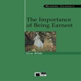 okładka The Importance of Being Earnest, Audiobook   Oscar Wilde
