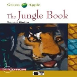 okładka The Jungle Book, Audiobook   Rudyard Kipling