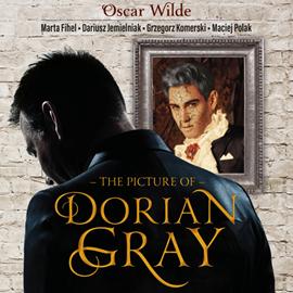 okładka The Picture of Dorian Gray. Portret Doriana Graya w wersji do nauki angielskiego, Audiobook   Oscar Wilde