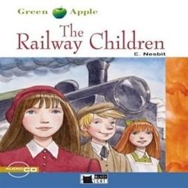 okładka The Railway Childrenaudiobook   MP3   Edith Nesbit