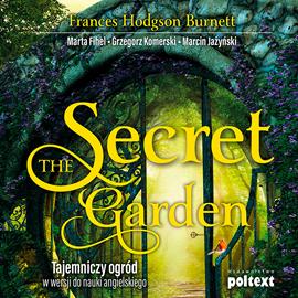 okładka The Secret Garden. Tajemniczy ogród w wersji do nauki angielskiego, Audiobook | Frances Hodgson Burnett