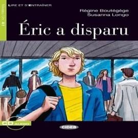 okładka Éric a disparuaudiobook | MP3 | Regine Boutegege