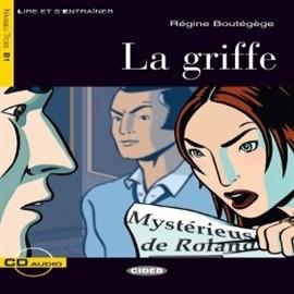 okładka La Griffeaudiobook   MP3   Regine Boutegege