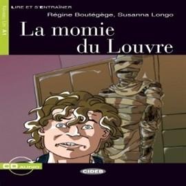 okładka La Momie du Louvreaudiobook | MP3 | Regine Boutegege