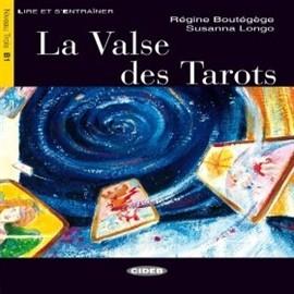 okładka La valse des tarotsaudiobook | MP3 | Regine Boutegege