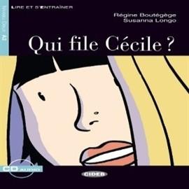 okładka Qui file Cécile?audiobook | MP3 | Regine Boutegege
