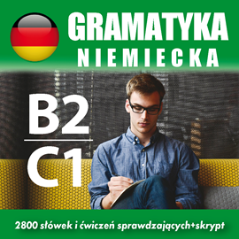 okładka Gramatyka niemiecka B2,C1audiobook | MP3 | Dvoracek Tomas