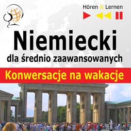 okładka Niemiecki. Konwersacje na wakacjeaudiobook | MP3 |