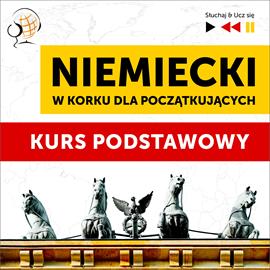 okładka Niemiecki w korku dla początkujących: Kurs podstawowy (Poziom A1-A2)audiobook   MP3   Dorota Guzik