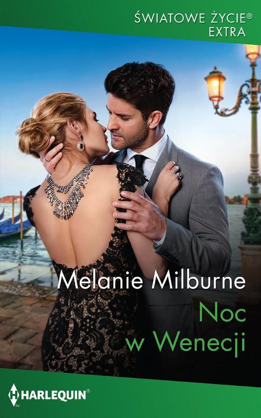 okładka Noc w Wenecjiebook | epub, mobi | Melanie Milburne