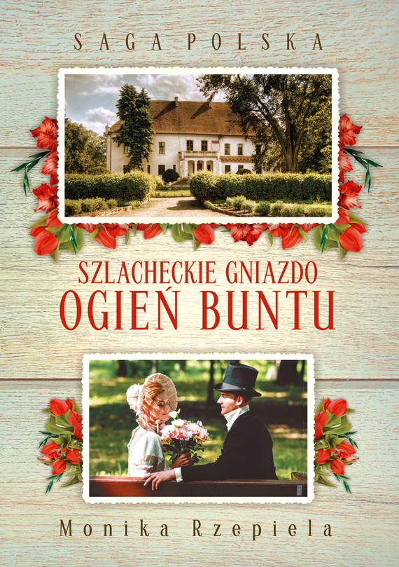 okładka Szlacheckie gniazdoebook | epub, mobi | Monika Rzepiela