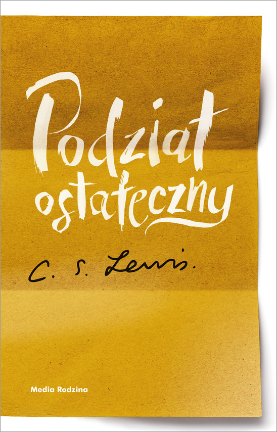 okładka Podział ostateczny, Ebook | C. S. Lewis