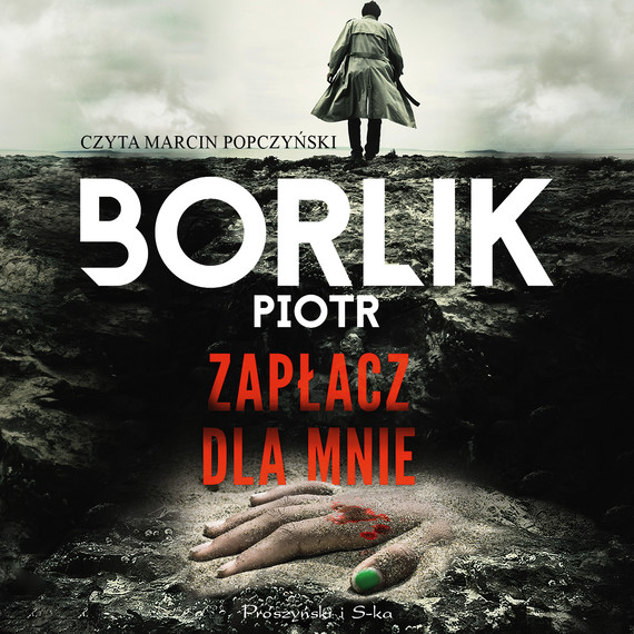 okładka Zapłacz dla mnieaudiobook   MP3   Piotr Borlik